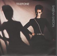 "Sheena Easton Telefone 45T 7"" france french pressing 1077987 pathe marconi"