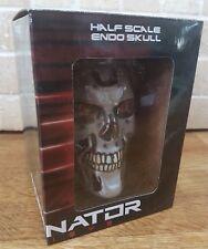 Loot Crate Terminator Genisys Half Scale replica Endo Skull Model new