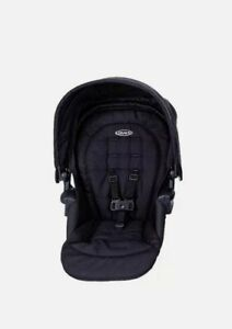 Graco Time2Grow Toddler Seat Black New