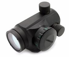 Tactical Micro Red Green Dot Reflex Sight with Qd Riser & Low Profile Mount