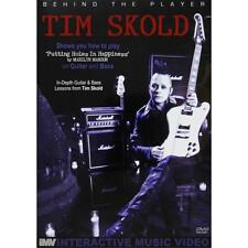 Behind The Player: Tim Skold DVD