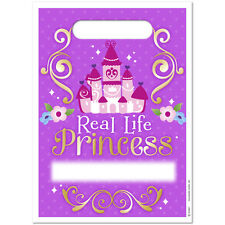 Sofia the First Birthday Party Supplies Treat Bags