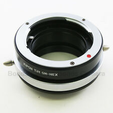 Kipon Tilt Adapter for Olympus OM Lens to Sony E Mount NEX camera NEX-5 5N C3 7