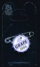 Pixar's Up Ellie Grape Soda Badge Authentic Disney Pin 79373
