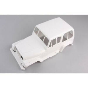 Tamiya America Inc 1/10 Jeep Clear Body Unpainted 58429/84071