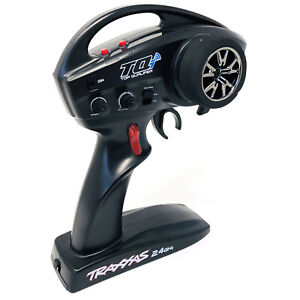 Traxxas 2.4GHz Transmitter TQi Link Enabled High Output 3CH 6529 w Wireless Link