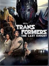 Transformers: The Last Knight (DVD 2017) NEW*Action* SHIPPING NOW !!!!!