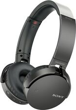 Sony Extra Bass Bluetooth Wireless Headphones Black MDRXB650BT/B MDR-XB650BT