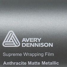 21,70€/m ² Avery Supreme ENVOLTURA FILM Antracita Estera metálico mate