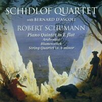 Schidlof Quartet - Schumann String Quartets Piano Quintet [CD]