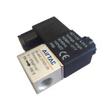 Solenoid Valve 2V025-08 AC/DC PT1/4 2 Position 2 Way IP65 AC 110V 1PC