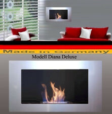 CHEMINEE ETHANOL DIANA DELUX ARGENT FIREPLACE CAMINETTO