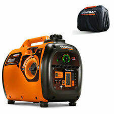 Generac#iQ2000 Inverter Generator with Cover Kit 6901 Storage