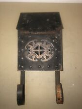 vintage mailbox wall mount