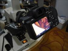 Labophot 2 Pentax K FULL FRAME eyepiece 23.2 Camera Adapter kit Opti BH Zeiss Le