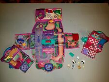 Pound Puppies Purries Super Pound Van Diner Camp Playsets Cats Dogs Vtg 1990s