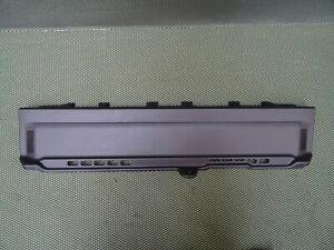 Original VW Touareg III CR7 Abdeckung Schottwand 760863211B