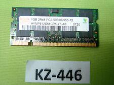 Hynix HYMP512S64CP8-Y5 AB-C ' 1 GB DDR2 RAM 2Rx8 PC2-5300S DDR2-667 ' #kz-446
