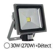 30W LED Projecteur Spot lampe extérieur avec detecteur de mouvement buitenlamp
