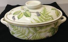 Villeroy & Boch Forsa Oval Casserole Dish with Lid