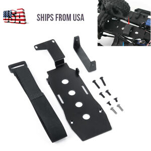 1PCS Aluminum Low LCG Battery Plate Tray Holder For 1/10 RC Crawler TRX4 Traxxas