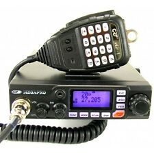 CRT MEGAPRO CB Radio 80 Channels 12 24 VOLTS NEW MODEL Car Truck Lorry Tractor