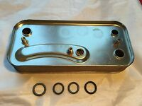 Sime Format 80C & HE25 Boiler DHW Plate Heat Exchanger 6281535 Was 6281508