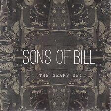 Sons Of Bill / The Gears Ep- 7 Tracks (NEU! Original verschweißt, NEW)