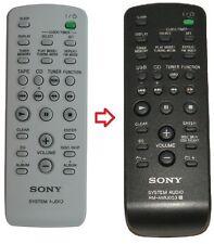 Originale Sony System Audio Fernbedienung passend für RM-SC30 / RM SC30