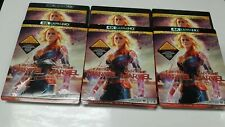 Captain Marvel 4K + Blu-ray + digital