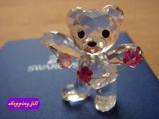SWAROVSKI - Kris Bear - Flowers for You - Ditsy Flowers  - Brand New 1016620
