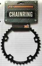 FS Fat Spanner 10-speed 130 BCD Chainring - 39T Inner - Black