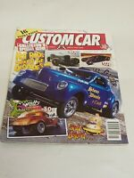 Vintage  custom car Magazine kustom hot rod hotrod car January 1997