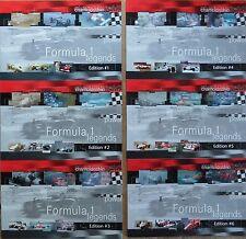 Formel 1 Legenden Edition 27 Karten Hollogram Karten  je 3 Euro