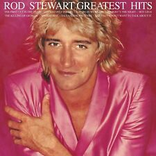 Rod Stewart - Greatest Hits - 90125 NEW SEALED Colored VINYL LP