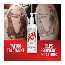 INKED UP TATTOO AFTER CARE CREAM – TATTOO TREATMENT NEW TATTS NATURAL
