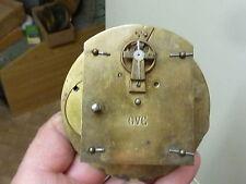 Buona Antico orologio francese Piattaforma Movimento-lavorare BELLE (GVC)