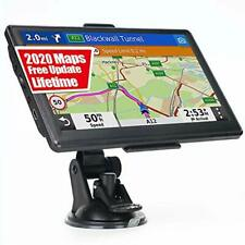 GPS Navigation for Car Truck RV, Latest 2020 Map 7 Inch OHREX GPS Navigator Syst
