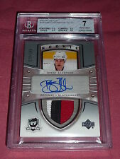 05-06 The Cup Brent Seabrook Auto 3CLR Patch RC 115/199 BGS 7 AUTO 10 L@@K