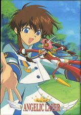 Battle Doll Angelic Layer - Collector artbox 7 dvd set - bonus t-shirt - anime