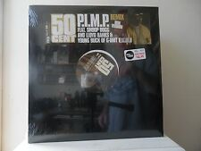 """50 CENTS - P.I.M.P. - FEAT SNOOP DOGG & LLOYD BANKS & YOUNG BUCK - """"SEALED"""""""