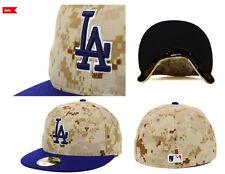 LA Dodgers New Era MLB AC Memorial Stars & Stripes 59FIFTY Cap Size 8 (63.5cm)