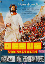 Filmplakat Jesus von Nazareth/Passover Plot 1975 Donald Pleasence