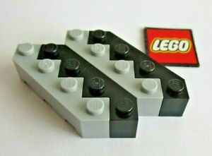 LEGO 4x4 Facet BRICKS (Packs of 4 Bricks) Pick your Colour - Design 14413