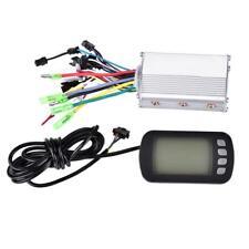 36V/48V 350W Motore Elettrico E Bike Scooter Regolatore Controller LCD Pannello