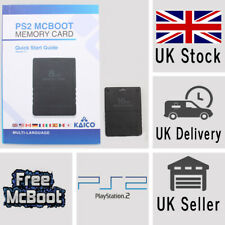 Free McBoot FMCB 1.966 Sony PlayStation2 PS2 16MB Memory Card OPL ESR HD MC Boot