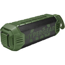 HyperGear Quake Ultra-Rugged Wireless Bluetooth Speaker with Built-In Power Bank