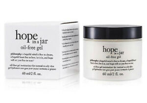 Philosophy Hope In A Jar Oil-Free Gel Moisturizer (For Normal To Oily Skin) 60ml