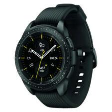 Samsung Galaxy Watch - 42mm Midnight Black - Onyx Black Strap - 4G (Unlocked)