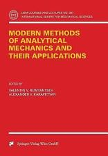 Modern Methods of Analytical Mechanics and their Applications (CISM-ExLibrary